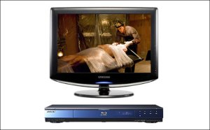 Win a Samsung LCD HDTV Model-LE19R86 + SONY Blu-Ray Player Photo courtesy of TheSun.co.uk